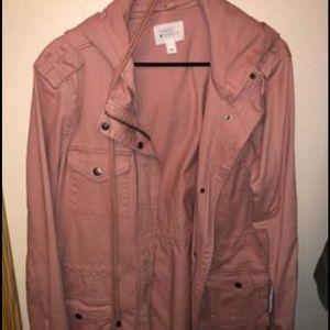 Market & Spruce Anorak Jacket